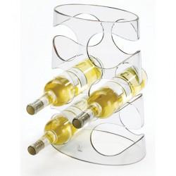 porte bouteille design crystall 2501 - Planche à découper Chop2pot by Mark Sanders