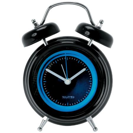 Réveil design - Leréveil enregistreur de voix Blue
