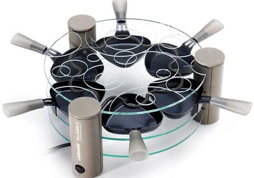 Raclette design