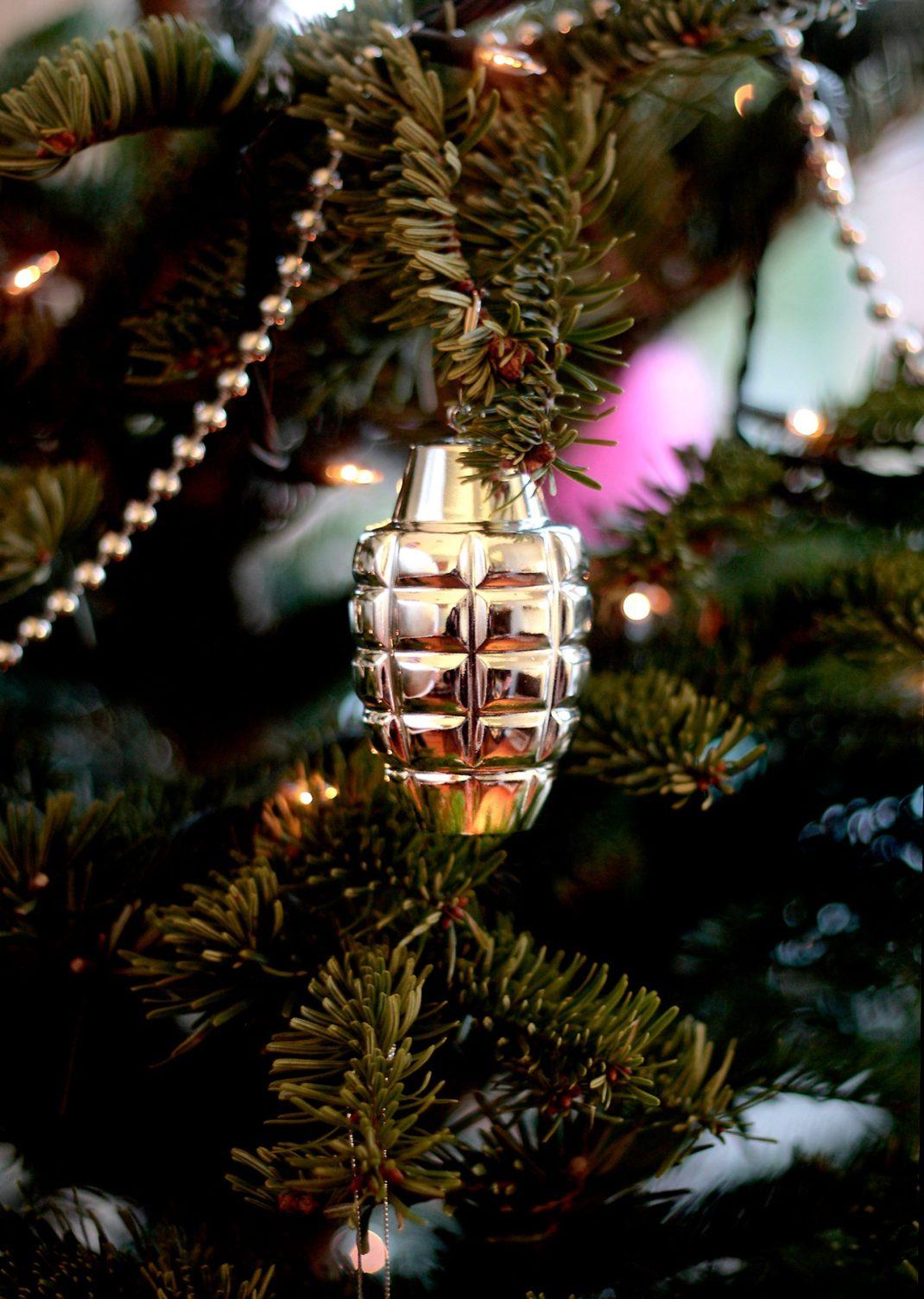 Grenade Decoration