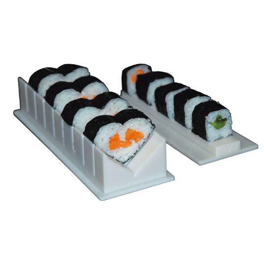 Kit de Cuisine Japonaise 4 en 1 pour Sushi/Maki