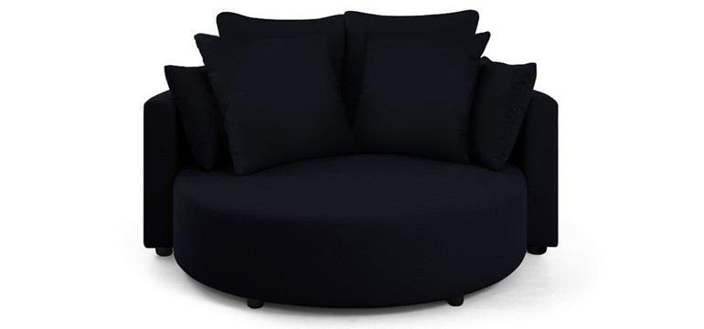 Cocoon Sofa canapé rond design