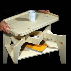 table basse modulable Kalaku Eko