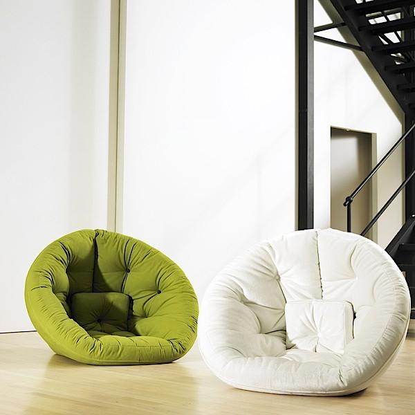 fauteuil NEST futon