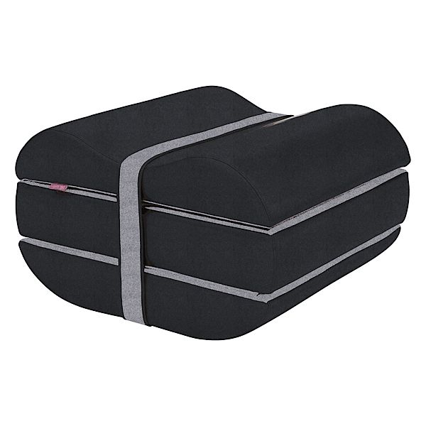 ottobed un pouf sensuel transformable en lit deco tendency. Black Bedroom Furniture Sets. Home Design Ideas