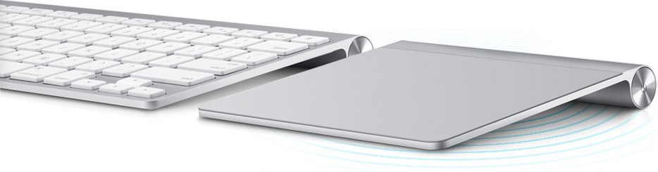Magic Trackpad souris magique Apple
