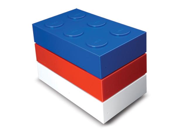 Un disque dur en forme de Lego – LaCie Brick