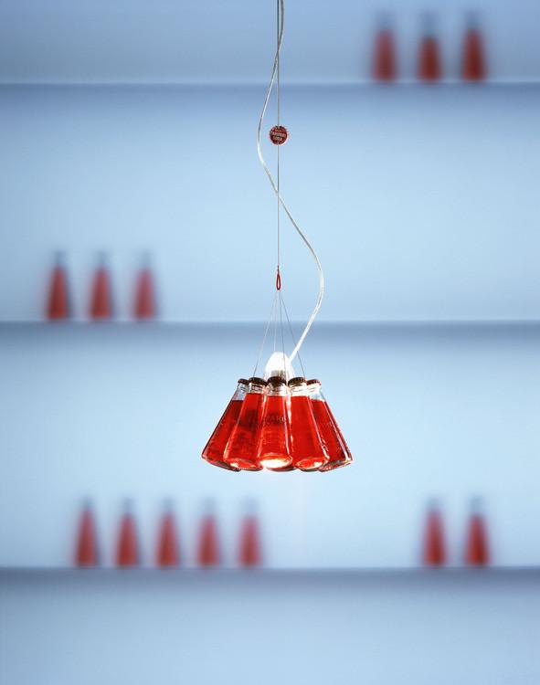 Lampes design -Campari Light 1