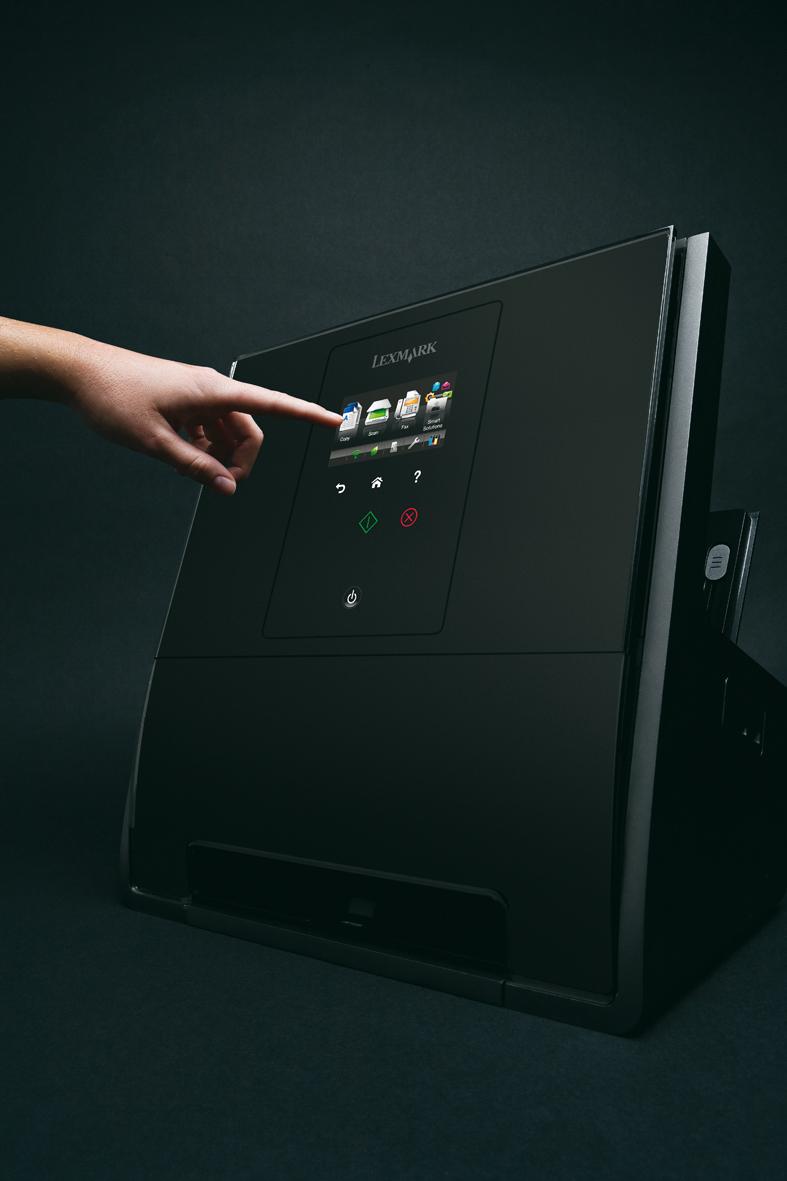 Genesis imprimante verticale