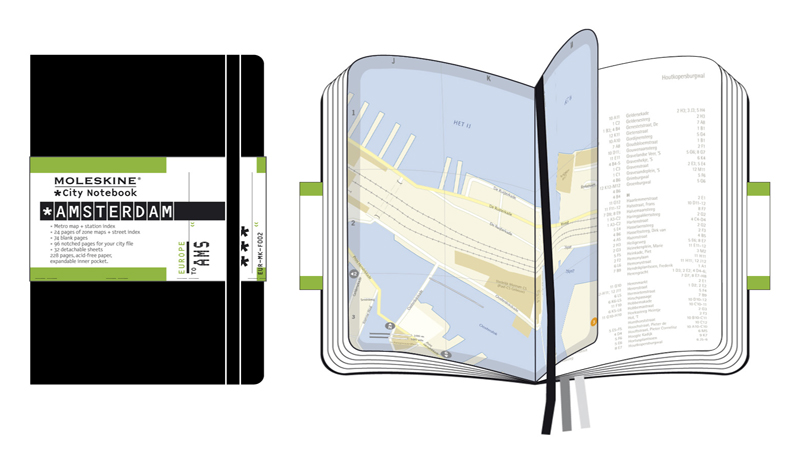 City Book Moleskine