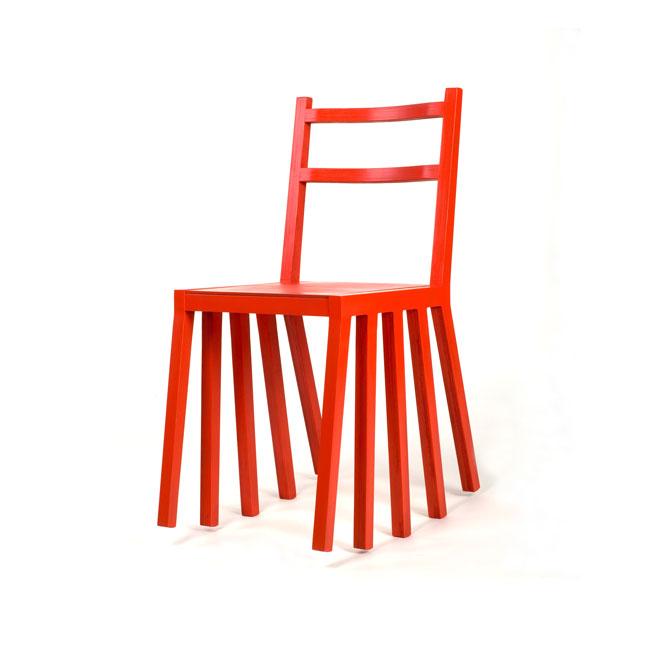 Kudirka rocking chair Paulius Vitkauskas