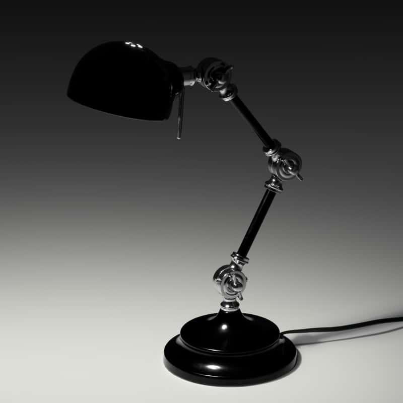 lampe zigzag design industriel petit prix deco tendency. Black Bedroom Furniture Sets. Home Design Ideas