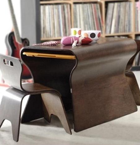 Otto ensemble table et chaises 2