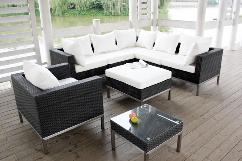 Salon de jardin alu et textilene nova des for Chaise de jardin en solde