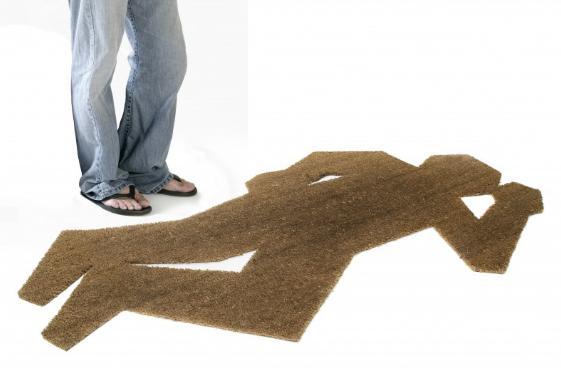 Le tapisen fibre de coco byAmor de Madre