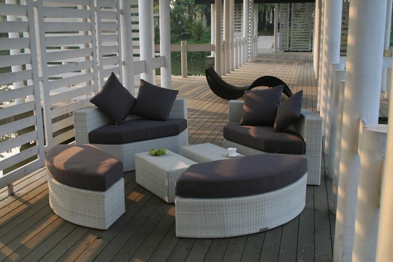 Meuble style du mobilier de jardin pour votre confort for Meuble style japonais mobilier