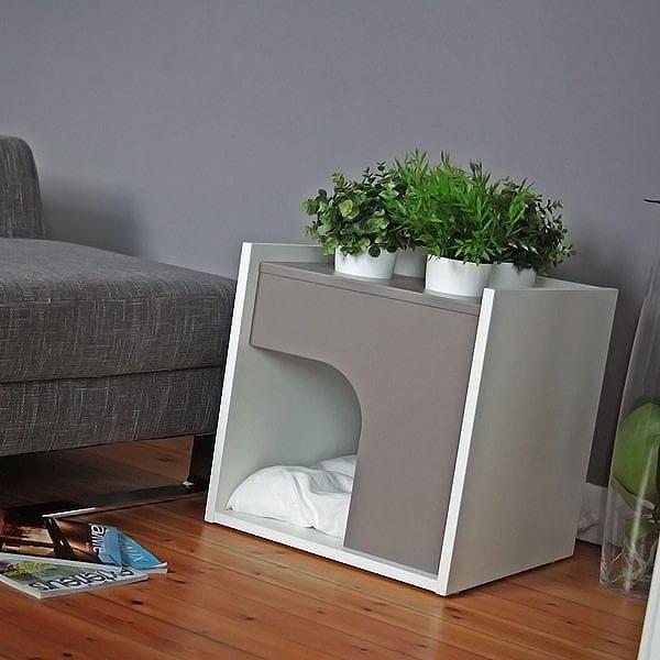 la niche k banette d coration animaux deco tendency. Black Bedroom Furniture Sets. Home Design Ideas