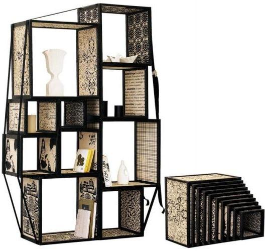 etag res seletti originales chics et multifonctionnelles. Black Bedroom Furniture Sets. Home Design Ideas