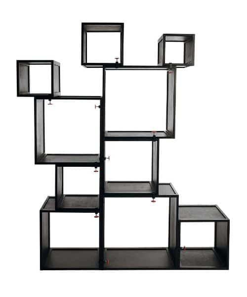 les tag res seletti pleasureblog le blog design luxe. Black Bedroom Furniture Sets. Home Design Ideas