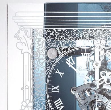 Horloges design :Fantôme by Yee-Ling Wan