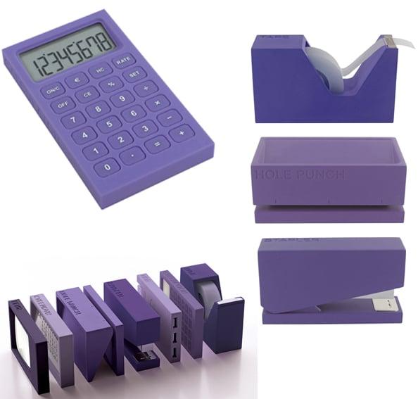 Mon shopping d co violet deco tendency for Objet deco violet