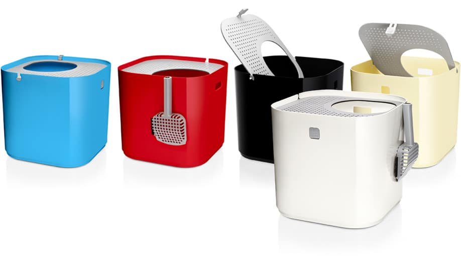 modkat litter box une liti re design pour les chats blog deco. Black Bedroom Furniture Sets. Home Design Ideas