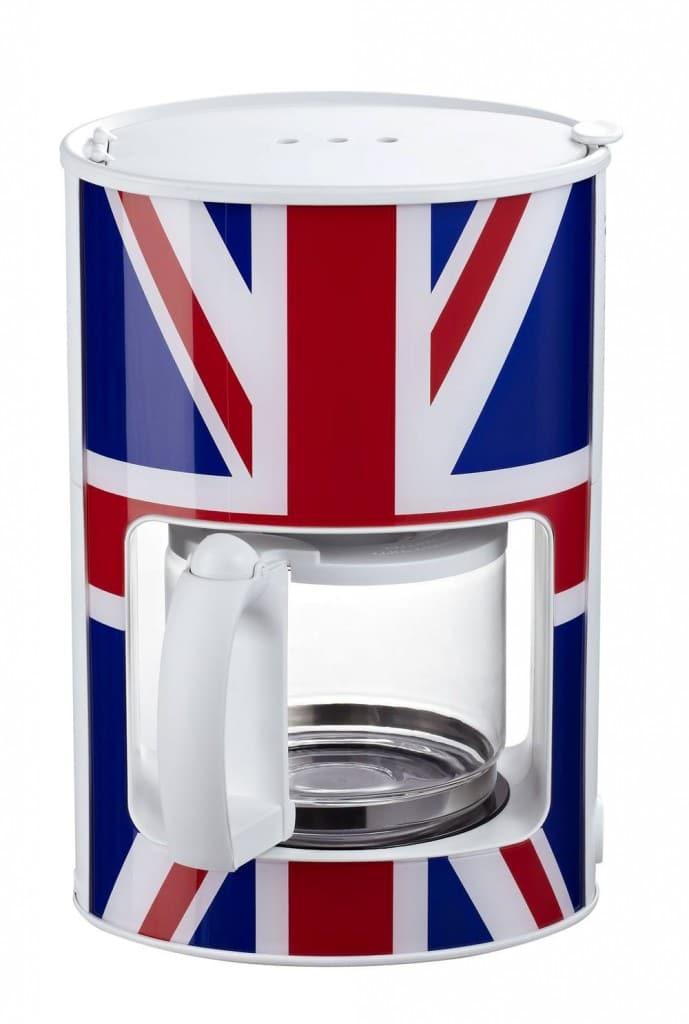 set petit-déjeuner Union Jack