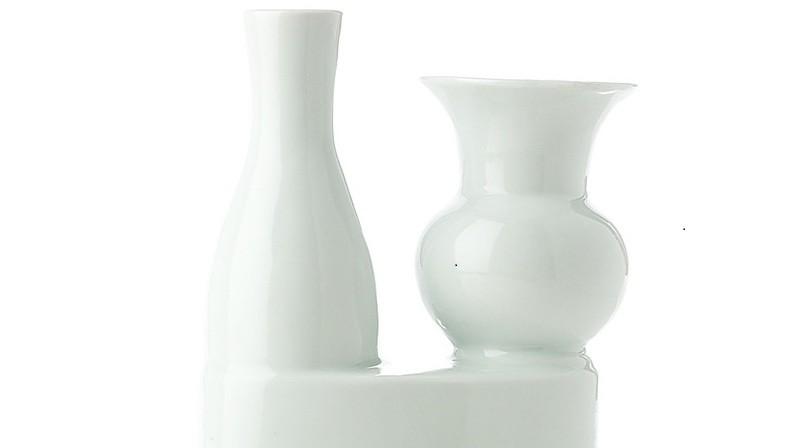 Vase pas cher -Le vase 2 in 1 by Norman Trapman