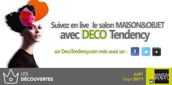 MAISON & OBJET PARIS Septembre 2011
