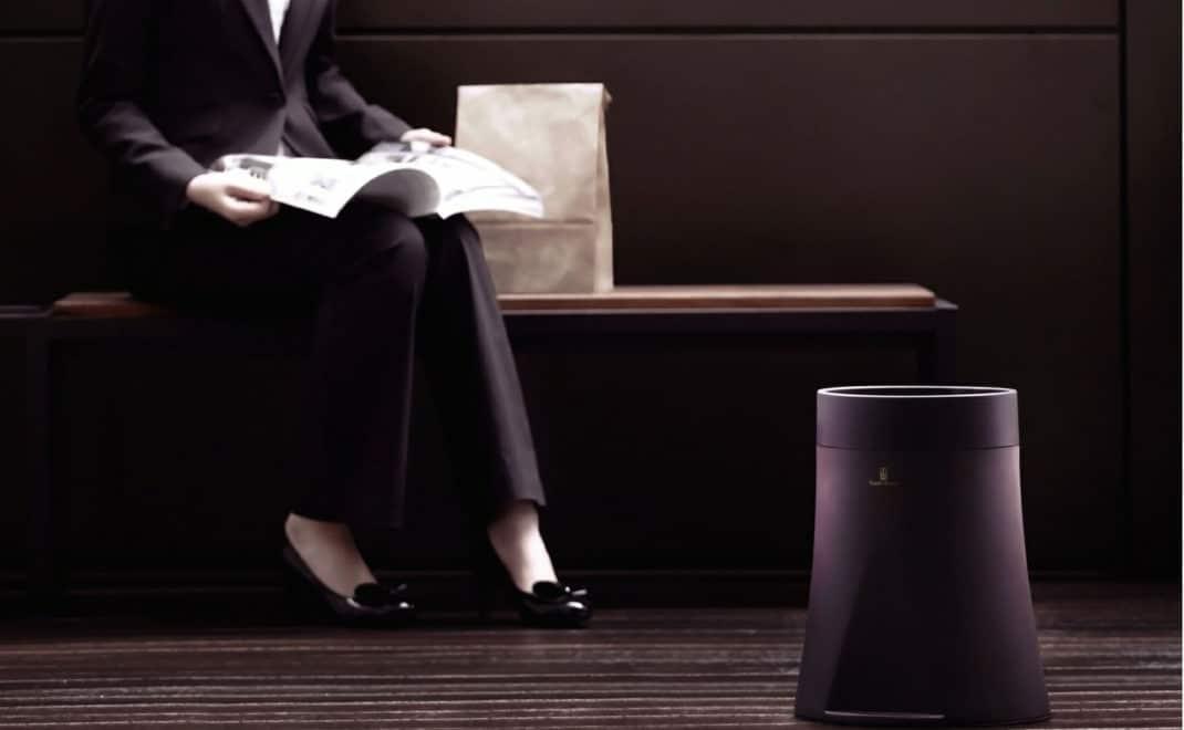 Trash Now poubelle design