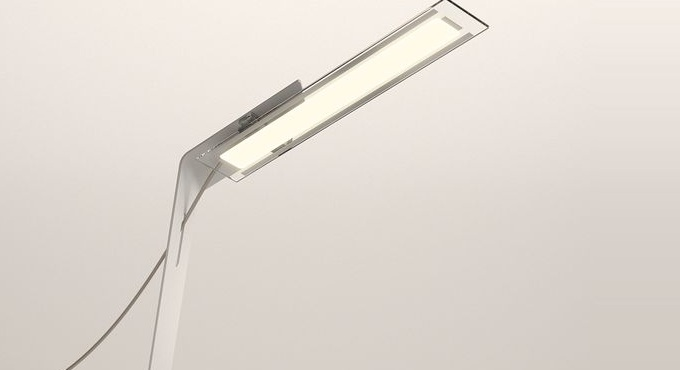 Folz Smart OLED lampe design Bertrand Médas Blackbody