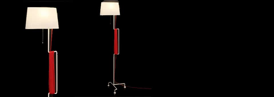 lampadaire Stan Samuel Treindl