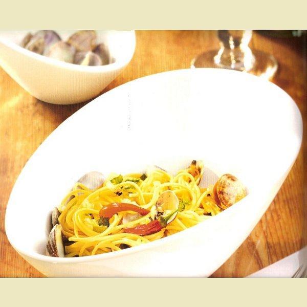 Assiette design : Lesassiettes bol asymétriquesVongole