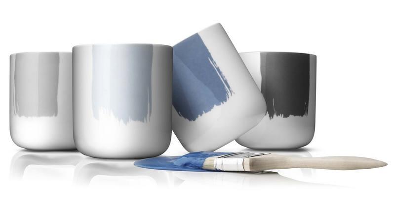 Tasses design -Les tasses thermos Orm Brush Decor