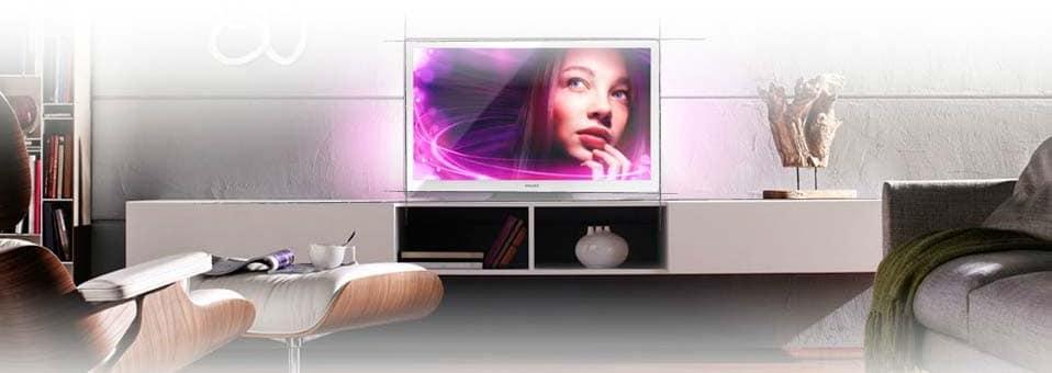 Téléviseur DesignLine Edge de Philips