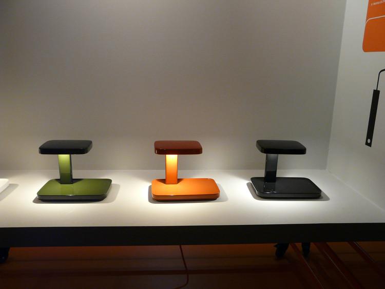 Piani - Lampe de table LED et Vide poche