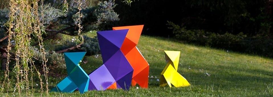 lampe origami Leonie Nathalie Be