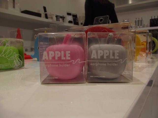 Apple Earphone holder