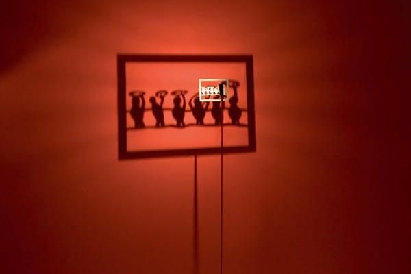 Lampes design -Le lampadaire Shining Image de Michael Rösing 3