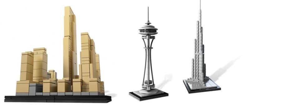 Lego architecture – Les legos déco pour les grands enfants