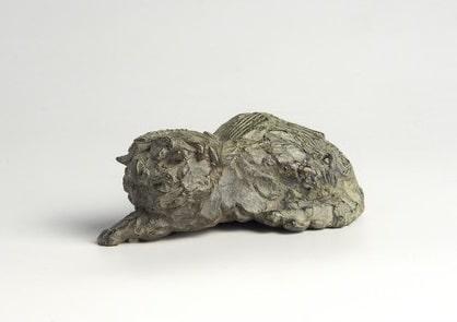Les sculptures en bronze by Charlotte Champion