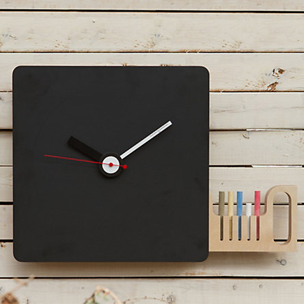 Horloges design :Chalkboard