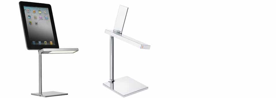 E-light Lampe de bureau LED iPad iPhone starck