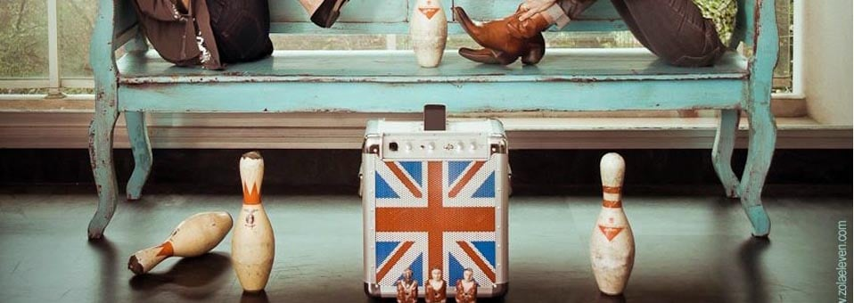Ze-Soundbox Union Jack