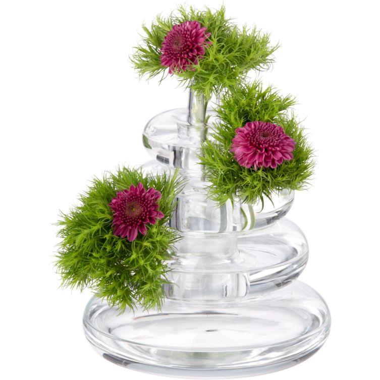 Vase pas cher -Le vase 3 ring