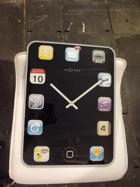 WallPad horloge Paolo Renna
