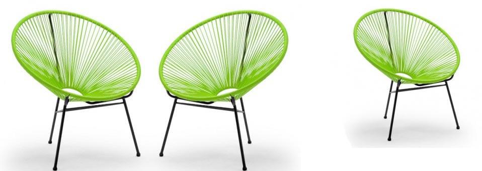 fauteuil design - Les fauteuils Mojito