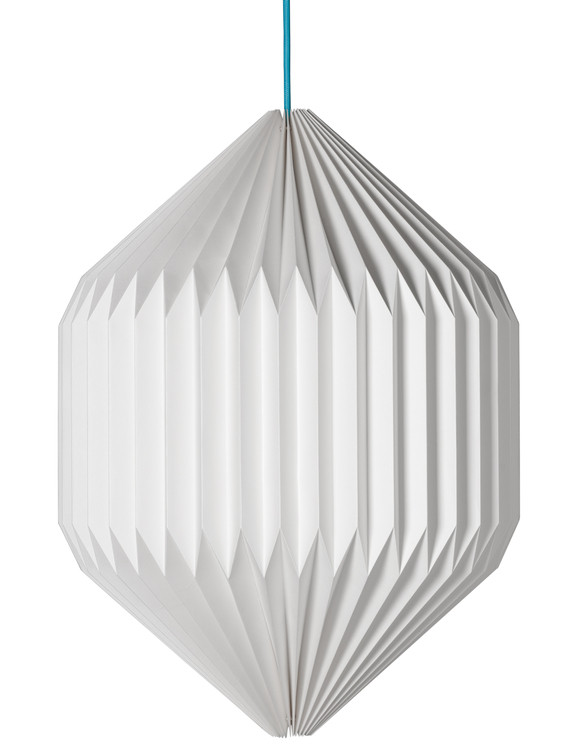 suspensions en papier paper dome le blog deco tendency. Black Bedroom Furniture Sets. Home Design Ideas