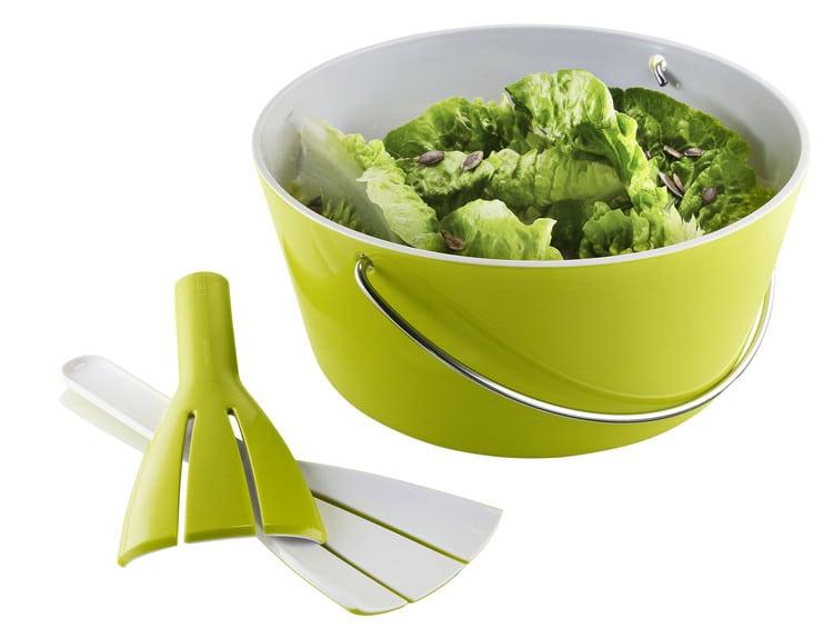 saladier anse couverts salade eva solo deco tendency. Black Bedroom Furniture Sets. Home Design Ideas