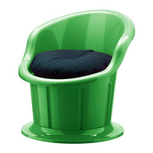 Popptorp fauteuil design IKEA